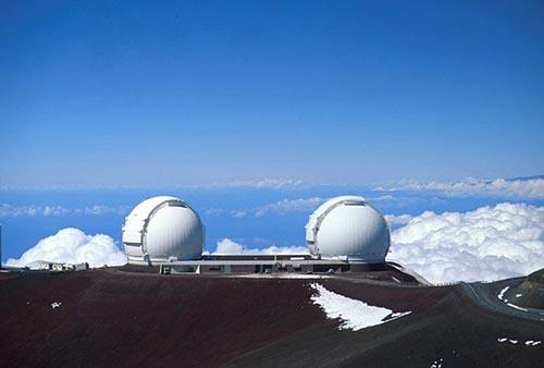Телескопы Кека
