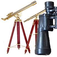 Телескопы или Бинокли
