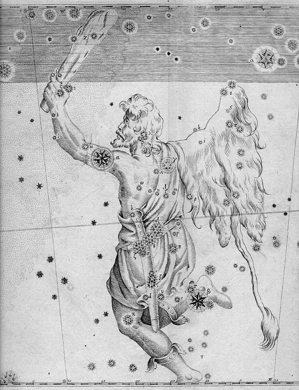 Орион (созвездие)