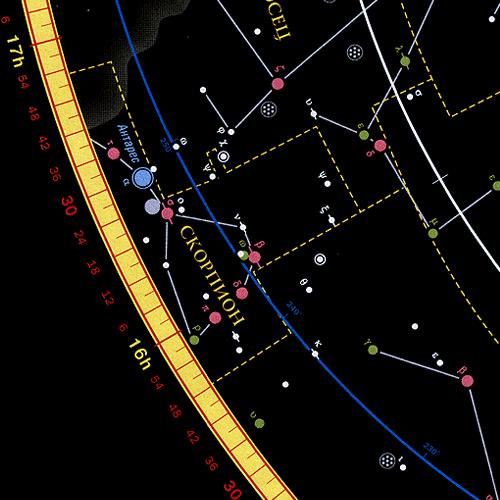 звездная карта неба - фото 11