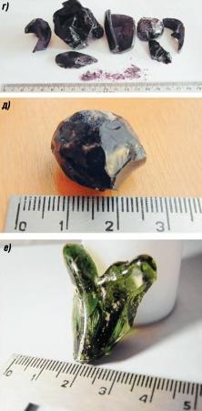 Кометные метеориты