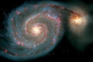 Столкновения галактик