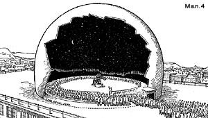 Як винаходили планетарій